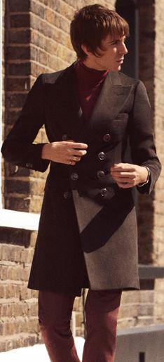 Miles Kane is so Slick London Mens Fashion, Mod Fashion, Mod Hair, Mod Look, Britpop, New Wave, Dapper, Style Icons, Fashion Forward