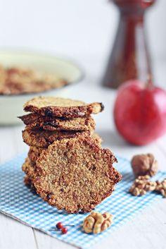 Zielenina: Zdrowe i pyszne ciasteczka - bez glutenu, jajek i nabiału