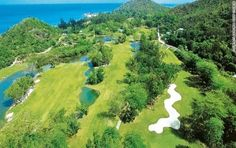 seychelles islands golf course | Seychelles and Mauritius in the 10 best golf courses in Africa