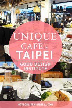 Taipei Taiwan Good Design Institute Travel 好氏品牌研究室