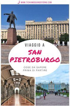 Volete sapere come organizzare un viaggio a San Pietroburgo fai da te? Ecco 15 cose utilissime da sapere prima di partire.