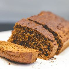 """Cut down on food waste and make the most of your grocery budget with our favorite pumpkin puree leftover uses. We're sure you will """"fall"""" in love with pumpkin all over again! Pumpkin Spice Bread, Pumpkin Puree, Low Carb Recipes, Bread Recipes, Pasta Recipes, Banana Bread Ingredients, Thanksgiving, Sweet And Spicy, Popular Recipes"""