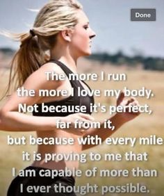 <3 running