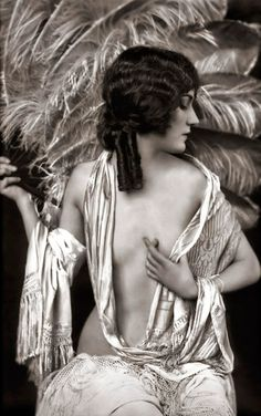 Ziegfeld Follies dancer portraits