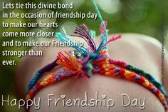 Top 10 Friendship Day SMS Messages