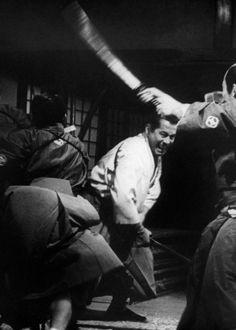 Toshirō Mifune in Samurai Rebellion (Masaki Kobayashi - Great Films, Akira Film, Japanese Film, Cinema, Japanese Movies, Takashi, Bushido, Japan, Samurai