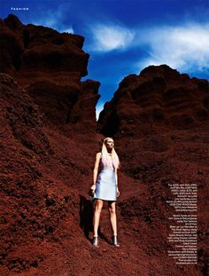 Paul Smith Captures Sci fi Fashion for Stylist Magazine#Repin By:Pinterest++ for iPad#