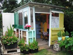 Budget from Garden owned by ilona |  #shedoftheyear
