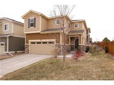 Original Owner's Energy Efficient Meritage Home with Open Floor Plan at end of Cul-de-Sac. Limited Inventory in Copperleaf, so get a jump on this immaculate Home! Only One Neighbor. 7 Minutes to Southlands Mall. Get in or stay in shape on the Bike Path to Cherry Creek State Park. Hardwood Floors & Maple Sedona Kitchen Cabinets with Pull Outs. Large Master Suite with 5-Piece Bath & Walk-In Closet. Elegant Bullnose Corners throughout. Surround Sound & Gas Fireplace in Great Room. Front & Rear…