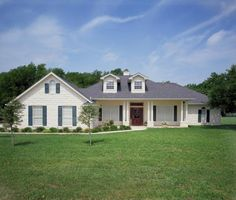 Country Home with Style - 3147D | 1st Floor Master Suite, Bonus Room, CAD Available, Corner Lot, Country, MBR Sitting Area, PDF, Photo Gallery | Architectural Designs