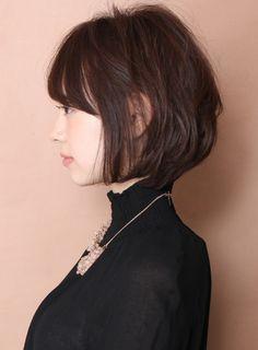 【ショートヘア】大人のこなれショートボブ/CIRCUS by BEAUTRIUM 表参道の髪型・ヘアスタイル・ヘアカタログ|2016秋冬