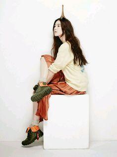 Jung Eun Chae - Oh Boy! Magazine Vol.51
