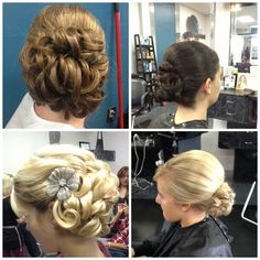 Check out our summer wedding hair
