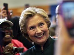 FINANCE INSIDER: Good news for Hillary Clinton!