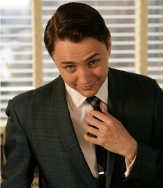 The Rise of Pete Campbell