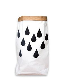 Paperbag XXL Druppel - Bruut wonen