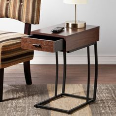 Shop for Harper Blvd Delaney Side Table w/ Power and USB. Get free shipping at Overstock.com - Your Online Furniture Outlet Store! Get 5% in rewards with Club O!