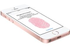 APPLE iPhone SE 64 GB Rosegold