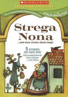 Strega Nona... and More Stories About Magic [DVD]