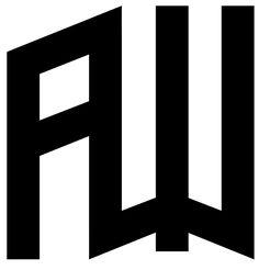 Atomic Waves Design - New Logo 2020 Wave Design, Logo Design, Graphic Design, Transcription And Translation, Waves, Symbols, Social Media, Letters, Logos