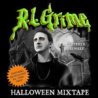 Just listen! Im not gangster though.  † 2013 Halloween Mix † - RL Grime by RL Grime on SoundCloud