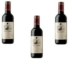Vin rouge Coto Crianza 33 cl - LOT DE 3