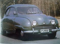 Saab 92, Sixten Sason, 1947