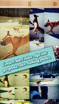 autosampler  동영상을 필터씌워 사진으로 만들어준다  사진도 필터지원이 됐으면..
