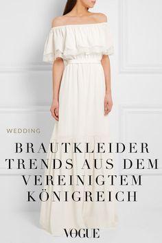 ecaef1870f3 Brautmode-Trends aus 7 Ländern  Von Minikleid bis Modest Dressing