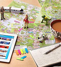The Ultimate Disney World Planning Guide (via Parents.com)