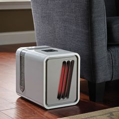 The Whole Room or Personal Heater - Hammacher Schlemmer