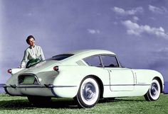 1953 Chevrolet Corvair Concept car by Auto Clasico on Flickr / The Oldie But Goodie