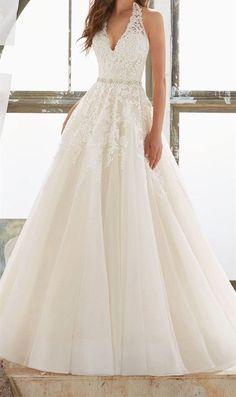 Western Wedding Dresses, Formal Dresses For Weddings, Princess Wedding Dresses, Elegant Wedding Dress, Modest Wedding Dresses, Perfect Wedding Dress, Wedding Dress Styles, Bridal Dresses, Wedding Gowns