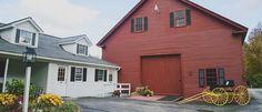 Historic Inn & Barn Venue
