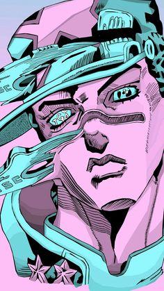 Top Free Vsco Wallpapers – Page 8 Jojo's Bizarre Adventure, Jojos Bizarre Adventure Jotaro, Jojo's Adventure, Jojo Bizarre, Bizarre Art, Weird Art, King Crimson Jojo, Lagann Gurren, Vaporwave Wallpaper