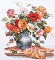 2-11 Поэзия цветов. Нежные маки