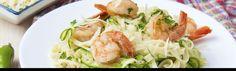 Pâtes aux courgettes, crevettes et vin blanc. Une nouvelle recettes de pâtes, pour moi sans oignons, avec une courgette fraîche et des crevettes en boîtes + du gruyère. Un délice réalisé en peu de temps. http://www.mangerbouger.fr/Manger-Mieux/Recettes/Courgettes-aux-crevettes?utm_campaign=20161208_newsletter-decembre&utm_source=email&utm_medium=emailing#xtor%3dEREC-3-%5bnewsletterjuin17-recette3%5d-20170612