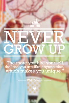 On becoming the most authentic version of yourself: | 16 Walt Disney Quotes To Help Guide You Through Life