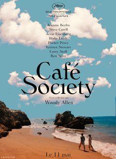 Café Society (Woody Allen), Jesse Eisenberg, Kristen Stewart, Steve Carell, Blake Lively