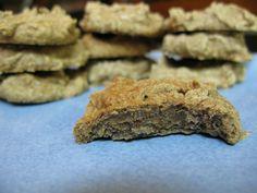 Pumpkin Spice Dehydrator Cookies (Autoimmune Paleo Friendly)