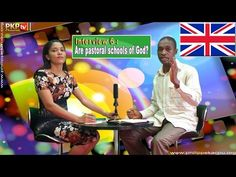 Interview 6 : Are pastoral schools of God ? [Prophet Kacou Philippe] - English version - YouTube