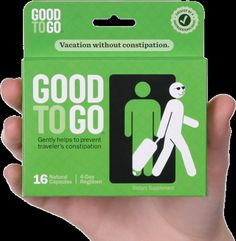 Trumbull Doc: Don't Get Stopped on Your Vacation  A Trumbull GI doctor has invented a new pill to ease traveler's constipation.