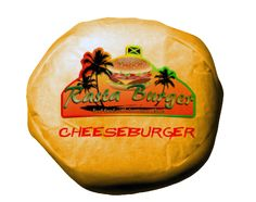 Rasta Burger Cheeseburger by MrAngryDog