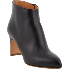 Maison Martin Margiela Gradient-Heel Ankle Boots at Barneys.com