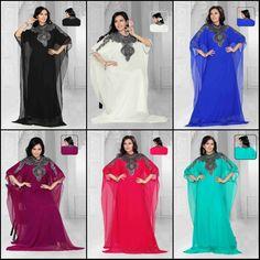 Cheap 2014 nuovo disegno appliqued delle donne caftano abbigliamento islamico abaya pakistani abiti nuovo stile, Compro Qualità Abiti da sera direttamente da fornitori della Cina: design : abaya islamico abbigliamento scollo : jewel nome : abaya islamico lunghezza : lunga abaya caftano abito da sera