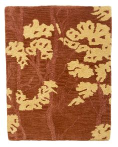 2' x 3' Floral Design Small Rug by Rug Shop and More