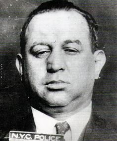 """Jacob """"Gurrah"""" Shapiro - an Italian-American mobster who co-founded Murder, Inc."""