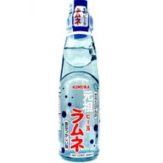 Kimura Ganso #Ramune Original - japanisches Erfrischungsgetränk