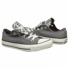 98f326889312 Converse Women s Chuck Taylor All Star Double Tongue Low Top Sneaker at Famous  Footwear Converse Double