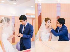Charming City Hall Celebration | Hong Kong Wedding Blog